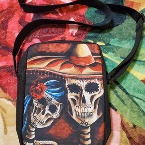 Handbags - Day Of Dead Theme Bag